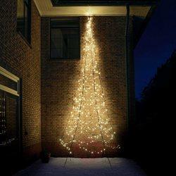 Juletre for vegg
